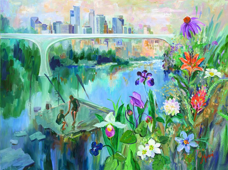 2008 Uptown Art Fair