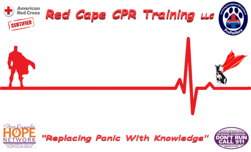 Red Cape CPR Training, LLC